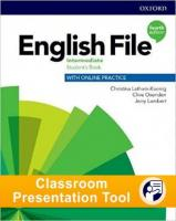 English File 4th edition Intermediate Student's Book Classroom Presentation Tool