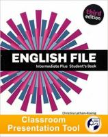 English File 3rd edition Intermediate Plus Student's Book Classroom Presentation Tool