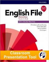 English File 4th edition Elementary Student's Book Classroom Presentation Tool