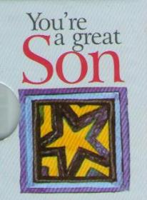 Фото книги You're a great Son