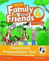 Family and Friends 2nd edition 4 Class Book Classroom Presentation Tool