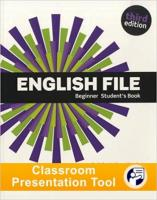 English File (3rd edition) Beginner Student's Book Classroom Presentation Tool